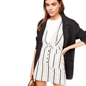 Free People Stripe Jumper